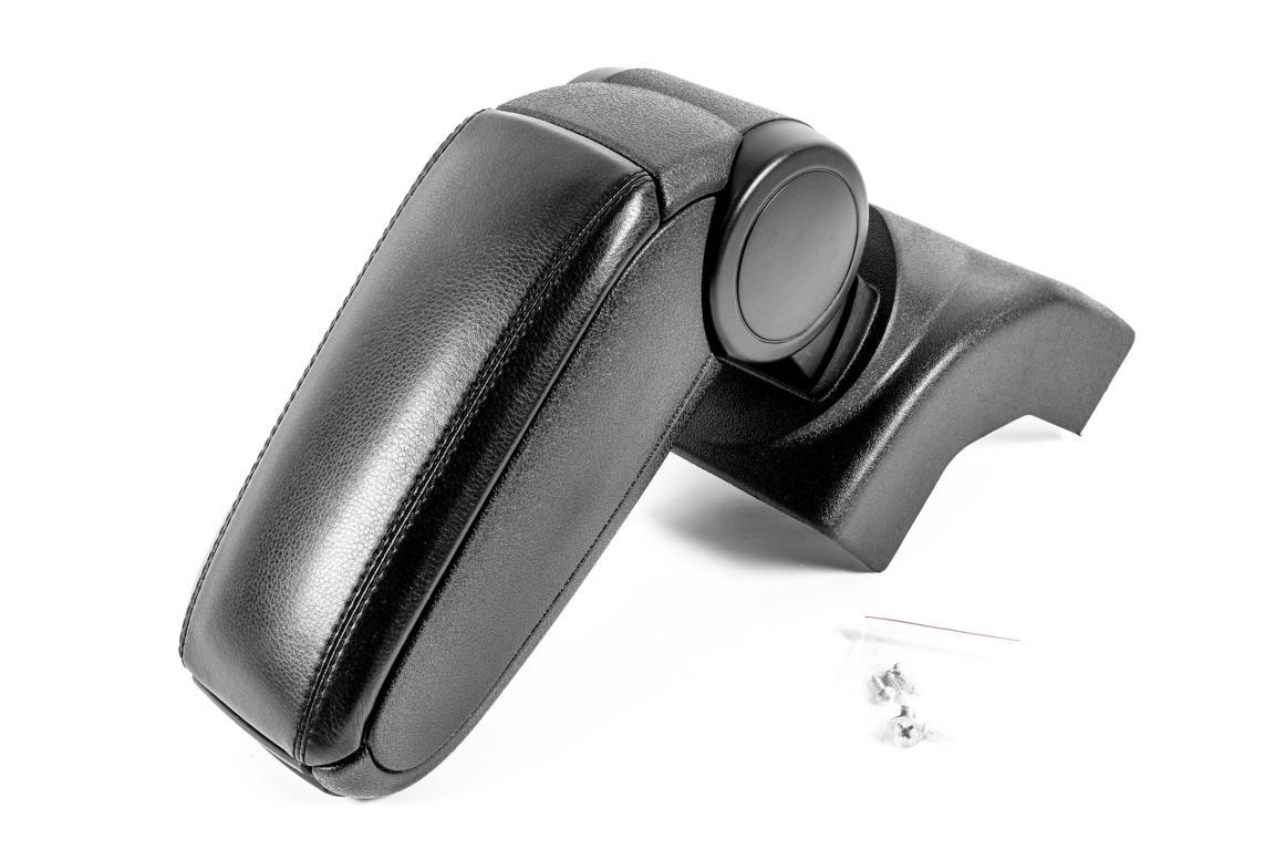 vw golf 5 6 mittelarmlehne in leder schwarz armlehne. Black Bedroom Furniture Sets. Home Design Ideas